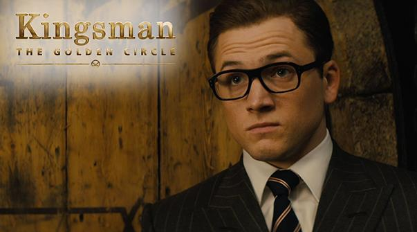 Kingsman:The Golden Circle