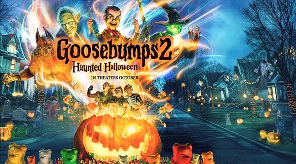 Goosebumps2:Haunted Halloween