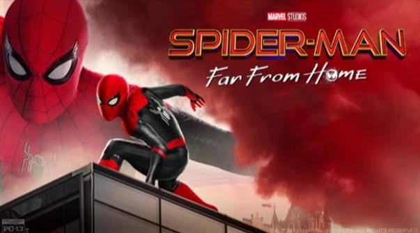 Spider-Man:Far From Home