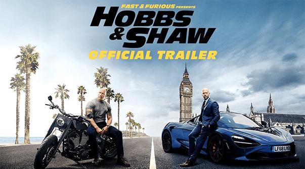 Fast & Furious:Hobbs & Shaw
