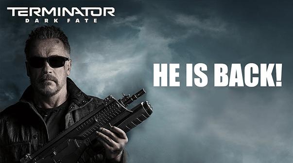 Terminator:Dark Fate
